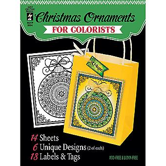 Hot Off The Press Colorist Coloring Book 5
