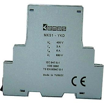 EMAS Auxiliary Contact Double Stop MKS1 MKS1-YKD01