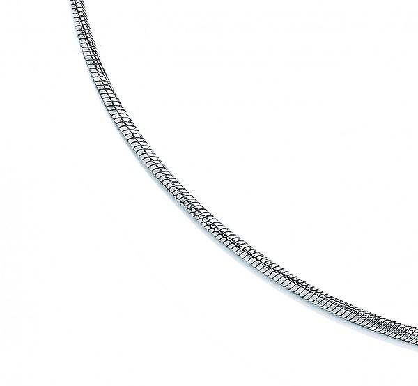 Cavendish French Sterling Silver Heavy Snake Chain