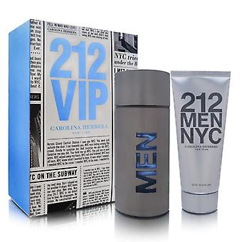Carolina Herrera 212 Men Pack 2 Pcs (Man , Perfumes , Perfumes)