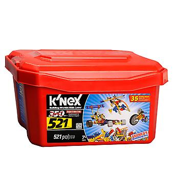 Knex Value Tub 521-delig
