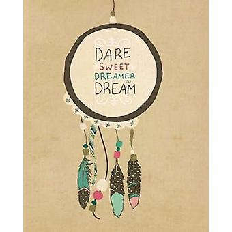 Dreamcatcher Poster Print by Lisa Barbero