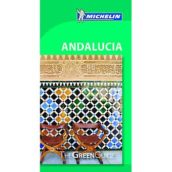 Michelin Green Guide Andalucia by Michelin