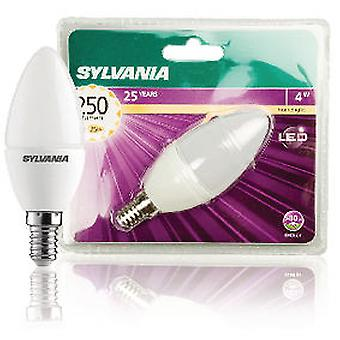 Sylvania Toledo bulb Candle With Frosted E14