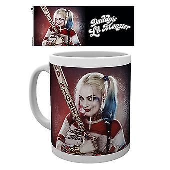 Samobójstwo Squad Harley Mug