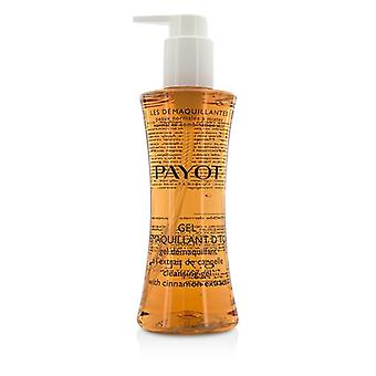 Payot Les Demaquillantes Gel Demaquillant D'Tox reinigende Gel met kaneel Extract - normale combinatie huid 200ml/6,7 oz