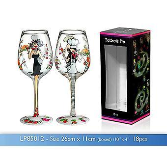 15oz BON APPETIT vino vetro novità compleanno Idea regalo festa di nozze