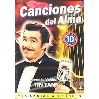 Tin Tan Canciones Del Alma (2PC)/(2Pk) [DVD] USA import