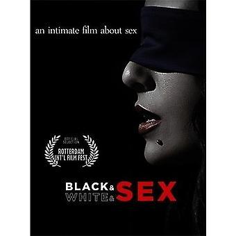 USA-Import schwarz & weiß & Sex [DVD]