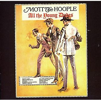 Mott the Hoople - All the Young Dudes [CD] USA import