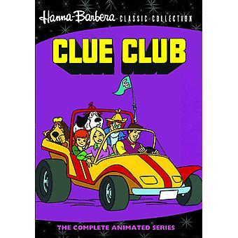 Pista Club: La serie animada completa [DVD] USA importar