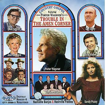 Trouble in the Amen Corner - Trouble in the Amen Corner [CD] USA import