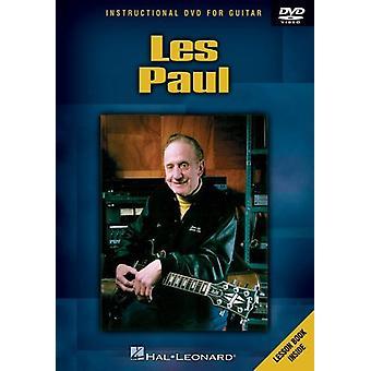 Les Paul - Les Paul [DVD] USA import