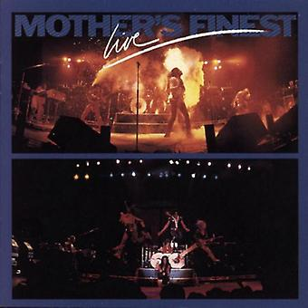 Mother's Finest - Live [CD] USA import