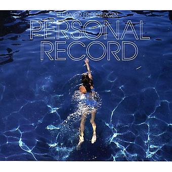 Eleanor Friedberger - Personal Record [CD] USA import