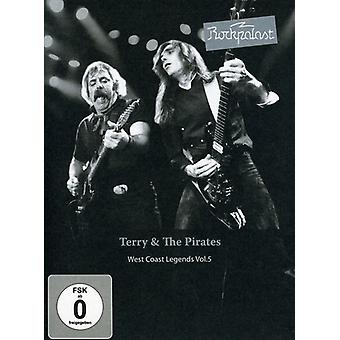 Terry & the Pirates - Rockpalast: Terry and the Pirates [DVD] USA import