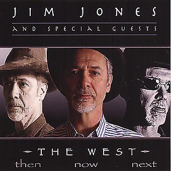 Jim Jones - West: Thennownext [CD] USA import