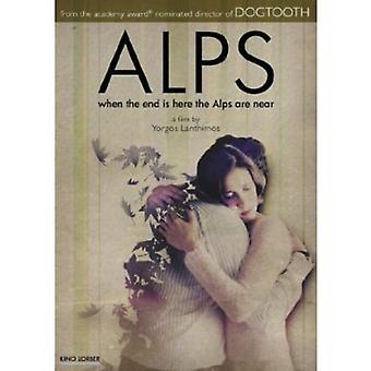 Alperna [DVD] USA import