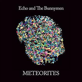 ECHO & Bunnymen - meteoritter [CD] USA import
