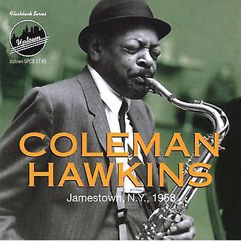 Coleman Hawkins - Jamestown N.Y. 1958 [CD] USA import