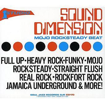 Lyd Dimension - Mojo Rocksteady slå [CD] USA importerer