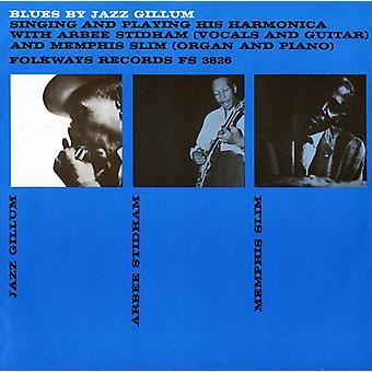 Jazz Gillum - Blues by Jazz Gillum Singing & Playing His Harmoni [CD] USA import