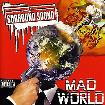HB Surround Sound - Mad World [CD] USA import