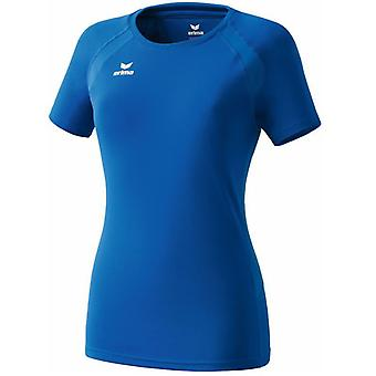 Erima women performance T-Shirt-Royal - 808214