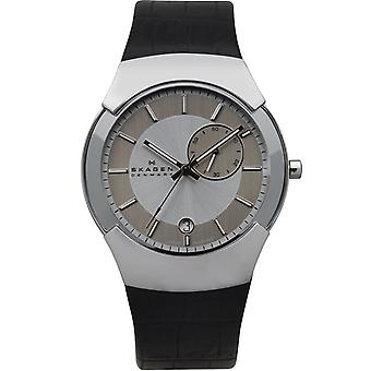 Skagen mænds Black Label Executive Watch 983XLSLBC