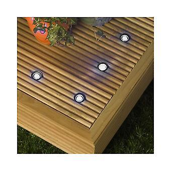 LED Robus paquete de 10 luces LED zócalo Kicker tablero azul