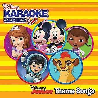 Disney Karaoke Serie - Disney Junior Theme [CD] USA import