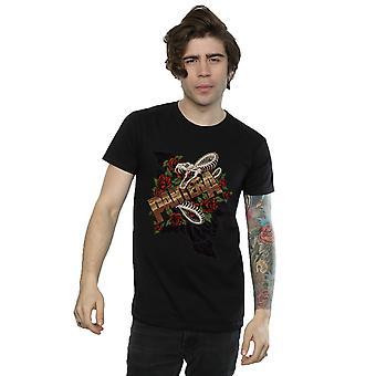 Pantera mænds klapperslange roser T-Shirt