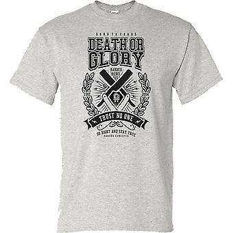 Death Or Glory Mens T Shirt