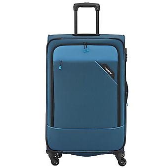 Travelite Derby 4-roller soft luggage trolley suitcase M 66 cm 3 kg