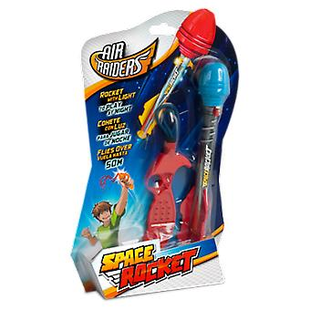 Air Raiders Space Rocket (Outdoor , Garden Toys , Aiming Games)