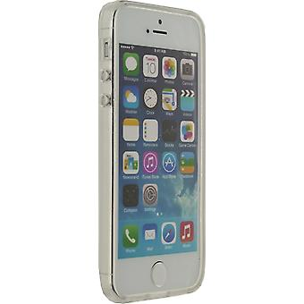 Mobilize MOB-22554 Smartphone Naked Protection Case Apple Iphone 5 / 5s / Se Transparant