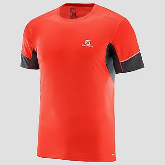 Salomon Agile Short Sleeve Men's trail Running T-Shirt