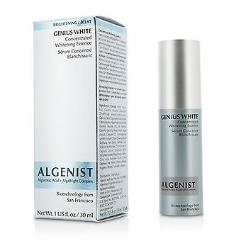 Algenist Genius White Concentrated Whitening Essence 30ml/1oz