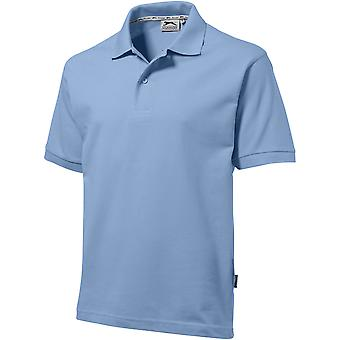 Slazenger Mens Forehand Short Sleeve Polo