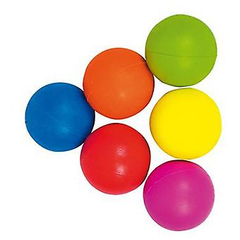 Nayeco Hard rubber ball Dog 7.5 cm (Dogs , Toys & Sport , In latex)