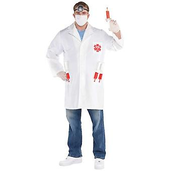 Amscan Adult Killer Doctor Costume (Babies and Children , Costumes)