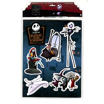 Nightmare Before Christmas-  Magnet Set A