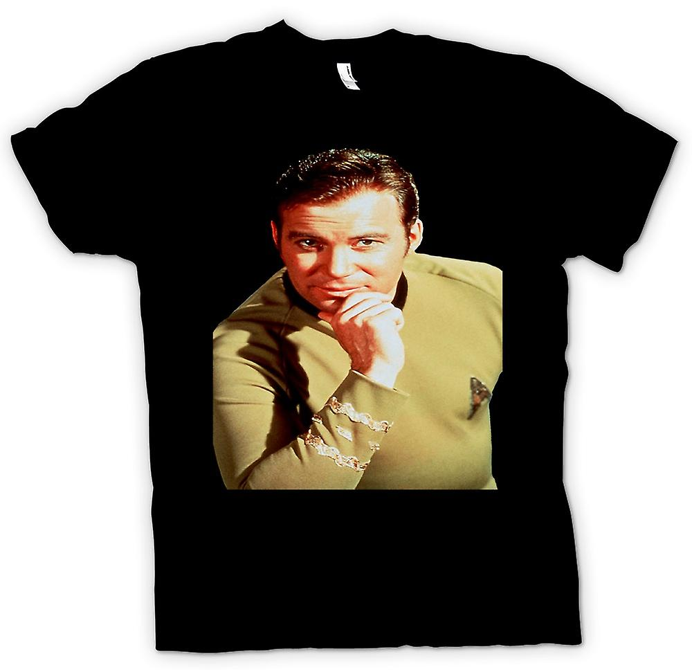 Womens T-shirt - kapten Kirk - Star Trek