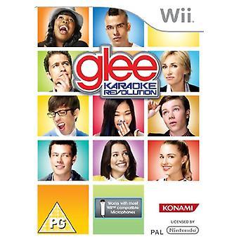 Karaoke Revolution Glee - Spiel nur (Wii) - Fabrik versiegelt