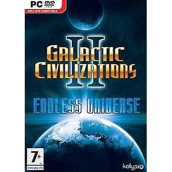 Galactic Civilizations 2 Endless Universe (PC)