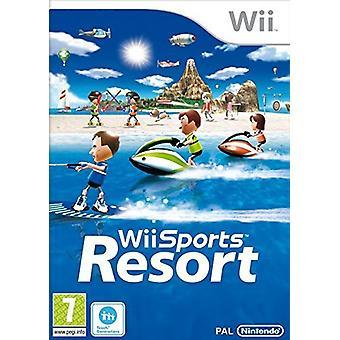 Sports Resort Wii jeu Solus