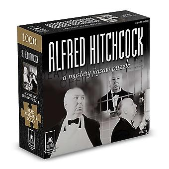 Alfred Hitchcock Murder Mystery Jigsaw Puzzle (1000 Pieces)
