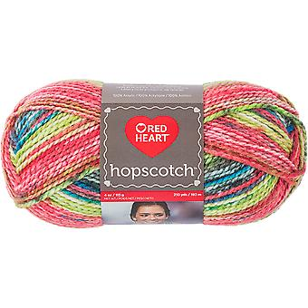 Red Heart Hopscotch Yarn-Bicycle