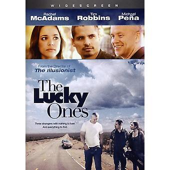 Heldig Ones [DVD] USA importerer