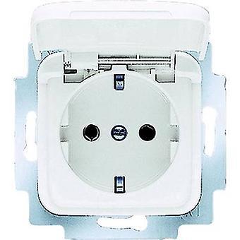 Busch-Jaeger Insert PG socket Reflex SI, Reflex SI Linear Alpine white 20 EUK-214